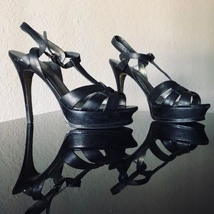 Guess by Marciano strappy heels, size 6 US